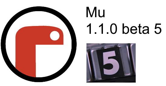Mu 1.1.0-beta 5