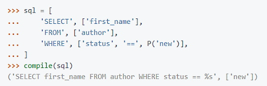 Why I wrote my own SQL query builder