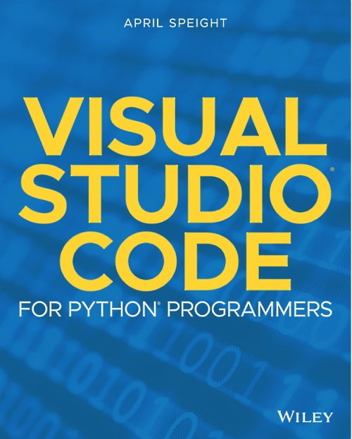 New Book: Visual Studio Code for Python Programmers