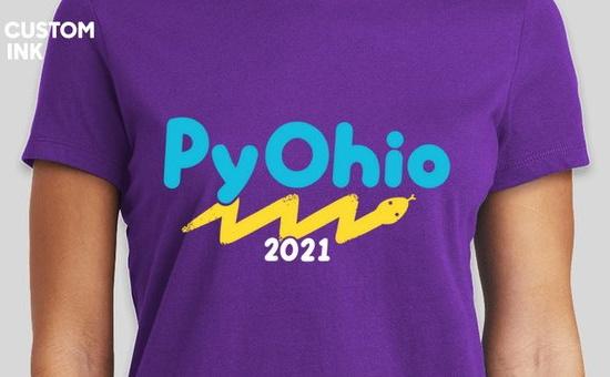 PyOhio T-Shirt Fundraiser