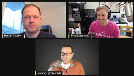 TalkPython Podcast