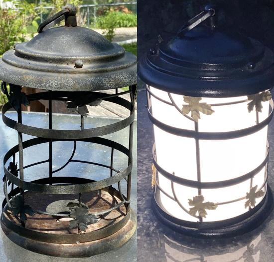 Lamp Refurb
