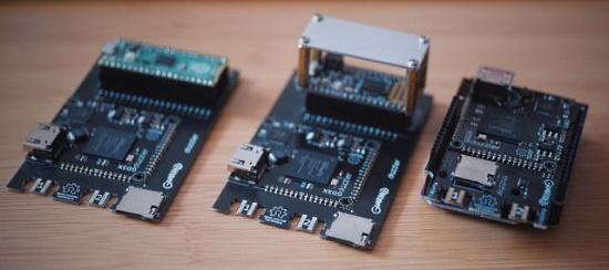 CircuitPython bandwidth shootout
