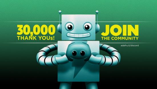 30,000 THANKS