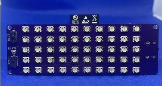 PixelWing ESP32-S2 RGB Matrix