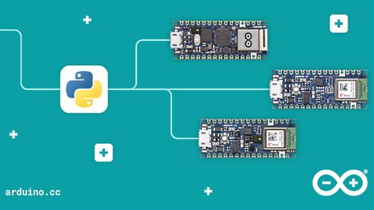 Arduino Embraces Python
