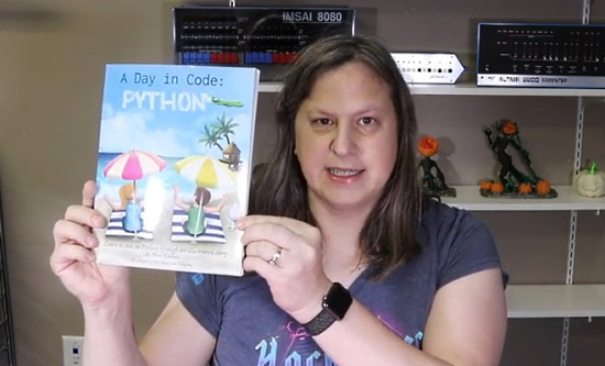 Learn Python Programming with a Python Picture Book