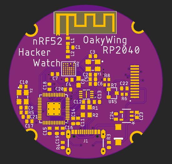 OakyWing Hacker Watch